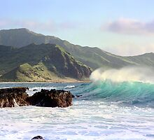 Spirit Wave Hawaii by kevin smith  skystudiohawaii
