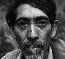 Indian Portraits11 by Chetan R