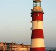 Smeaton's Tower Plymouth England by dspics