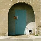 """Weathered Entrance "" by fotobahn"