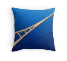 Infinity Lines Throw Pillow