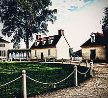 George Washington's Kitchen by balexander101