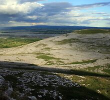 Burren summer view by John Quinn