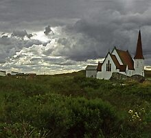 Nova Scotia Church by milton ginos