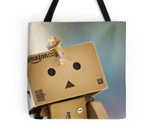 they found each other again... Tote Bag