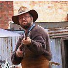 Don't mess wit' da Wire Tamer! by Philip Mitchell Graham