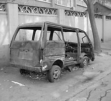 Van for sale  by Matt Clifford