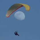 Moon Rider by Slavi Barnev