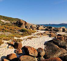 Squeaky Beach, Wilson's Promontory by bevanimage