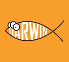 Darwin Fish by Gavin King