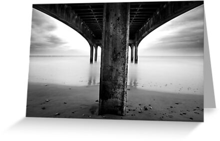 below the pier by igotmeacanon