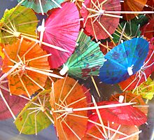 umbrellas by Marda Bebb