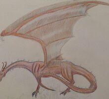Red Dragon by Jayde Nossiter