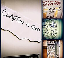 Clapton is God. by deadbetty