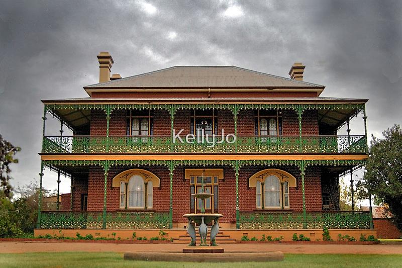 Monte Cristo Homestead, Australia's most haunted house by KellyJo