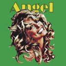 Farrah Fawcett - Charlie's Angel by Brother Adam