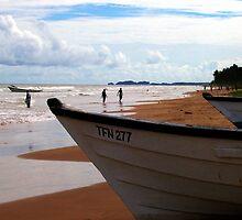 Mayaro Beach by Wayne Gerard Trotman