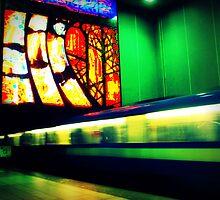 Montreal Metro by Valerie Rodriguez