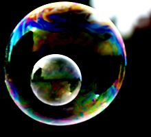 Double Bubble by BarbL