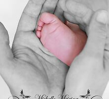 Holding life in my hands by Michelle *