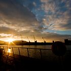 Belfast Lough by Alan McMorris