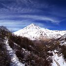 DAMAVAND ( The highest mountain in iran ) by SAEED DARVISHY