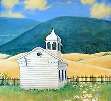 Shenandoah Valley Reverie by sally seabright