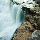 """""""Gåfossen"""" Waterfalls in Norway by tazee"""