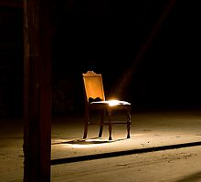The trone of the Lonely by tazee