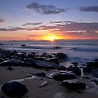 Dawn at Lamberts Beach 2 by AnnieD