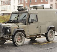 LAND ROVER by andysax