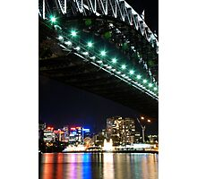 Diamond Span Photographic Print