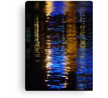 Moods of the Yarra Canvas Print