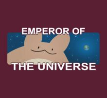 Emperor of the Universe by alexds1