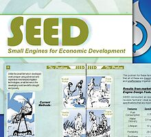 SEED - Booklet by Brittnie Ayres