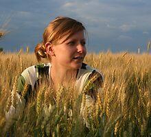 Lady Sophia of the Wheat by tanmari
