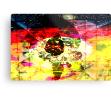 A Black Hole of sorts Metal Print