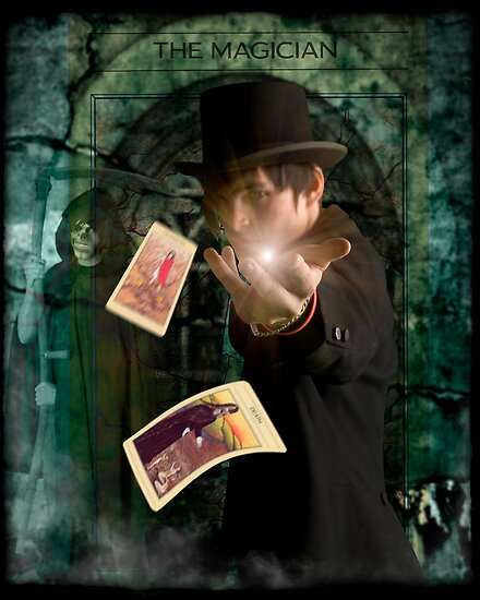 The Magician by Deverie