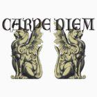Carpe Diem Gargoyles by Zehda
