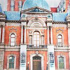Renwick Gallery, Washington DC by Anne  McGinn