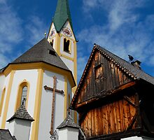 Kitzbuhel by Alastair Johnston