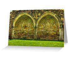 Kirkham Abbey Ruins #1 Greeting Card