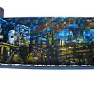 DSM Art Festival Mural by Robert Reeves