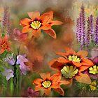 Flower Garden by CarolM