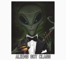 Aliens Got Class by mdkgraphics