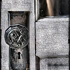 Vintage door by sherln