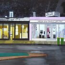 Vacant Shops by Joan Wild
