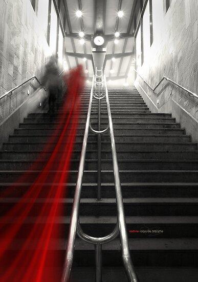 redline by Robin de Blanche