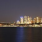 Sydney by Night by Scott Westlake