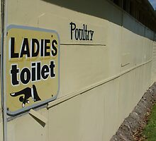 Ladies & Poultry by Gary Kelly